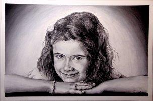 Retrato Cecilia