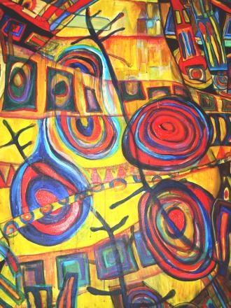 Mi primera abstracción