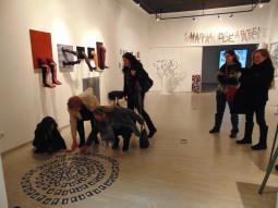 Participación en la sala Artista en Proceso