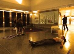 Performance con Diana