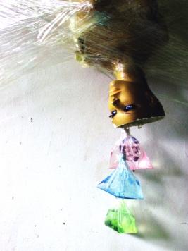 Maniquí con ahogadas