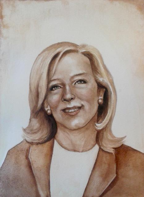 Retrato Pilar