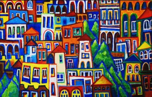 """Encargo """"Paisaje Urbano Horizontal"""""""