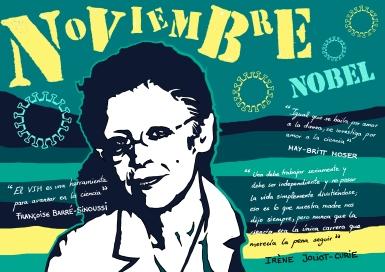NOVIEMBRE- Nobel