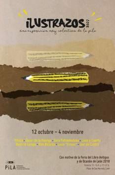 Ilustrazos 2018 Feria del Libro León