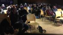Público conferencia