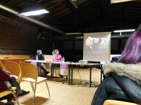 Vídeos en la conferencia