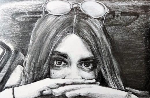 Retrato María