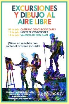 cartel a3 vertical excursiones DIFUNDIR