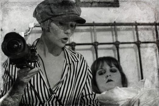 Isabel Medarde y Sara en La Ranura