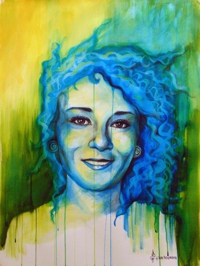 Retrato Elena
