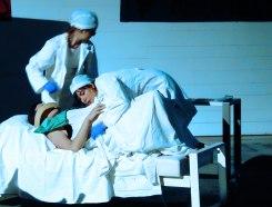 Performance Sara Violencia Obstétrica
