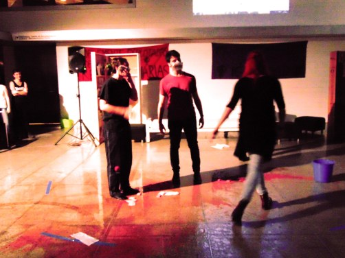 Performance Andrea Regla